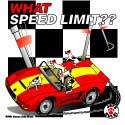 What Speed Limit--JRT